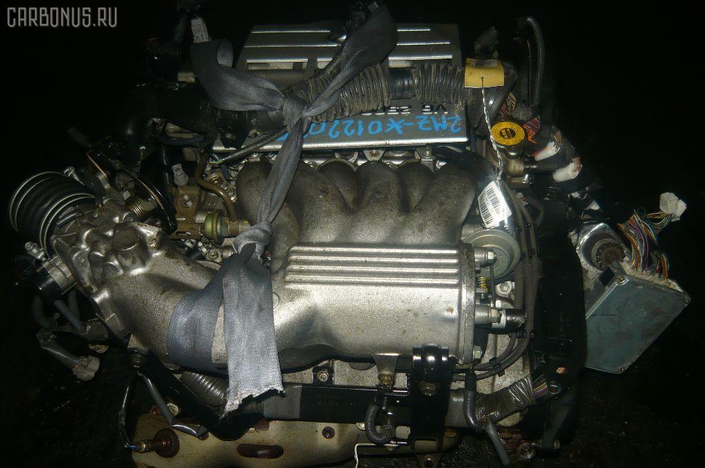 Двигатель TOYOTA CAMRY GRACIA WAGON MCV25W 2MZ-FE. Фото 9