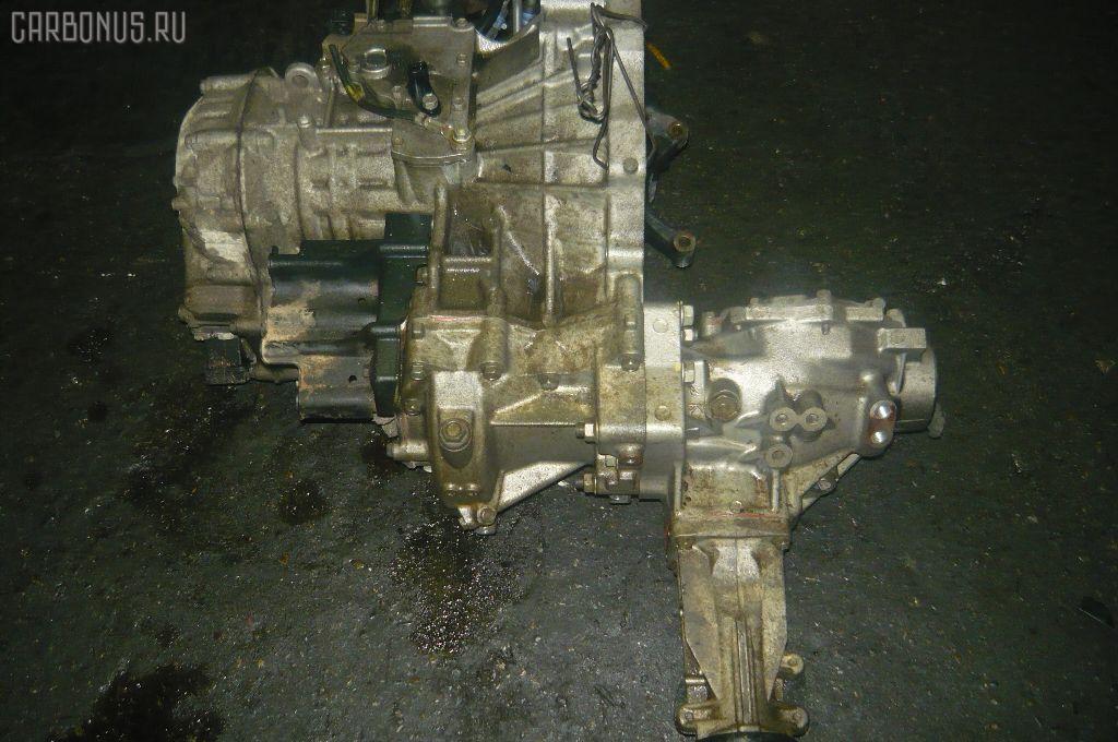 КПП автоматическая TOYOTA MARK II QUALIS MCV25W 2MZ-FE. Фото 9
