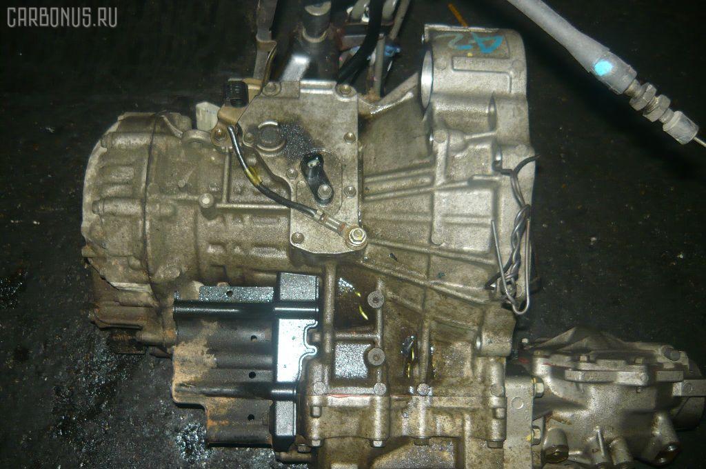 КПП автоматическая TOYOTA MARK II QUALIS MCV25W 2MZ-FE. Фото 10