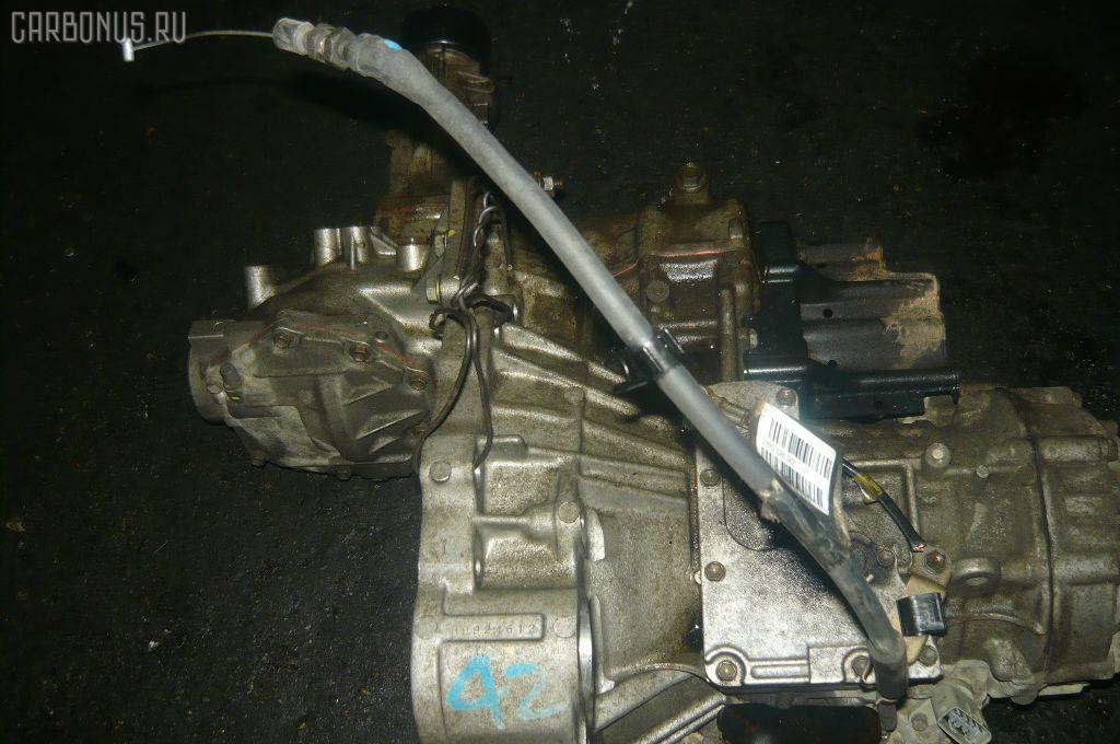 КПП автоматическая TOYOTA MARK II QUALIS MCV25W 2MZ-FE. Фото 11
