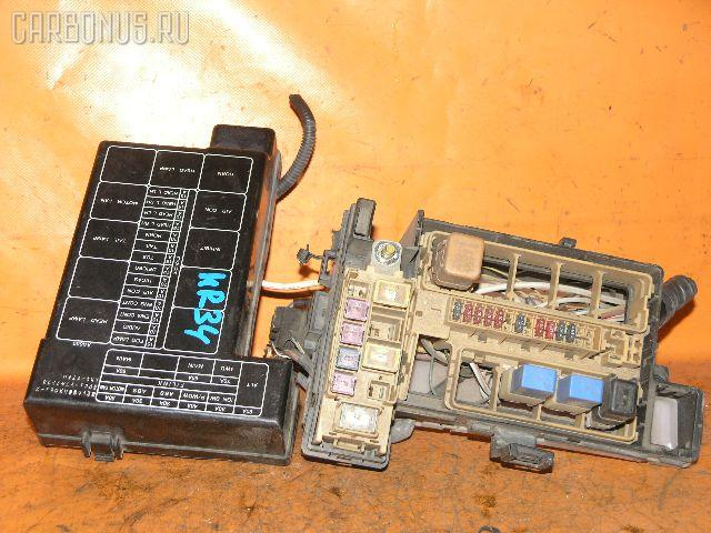 Блок предохранителей NISSAN SKYLINE HR34 RB20DE. Фото 5