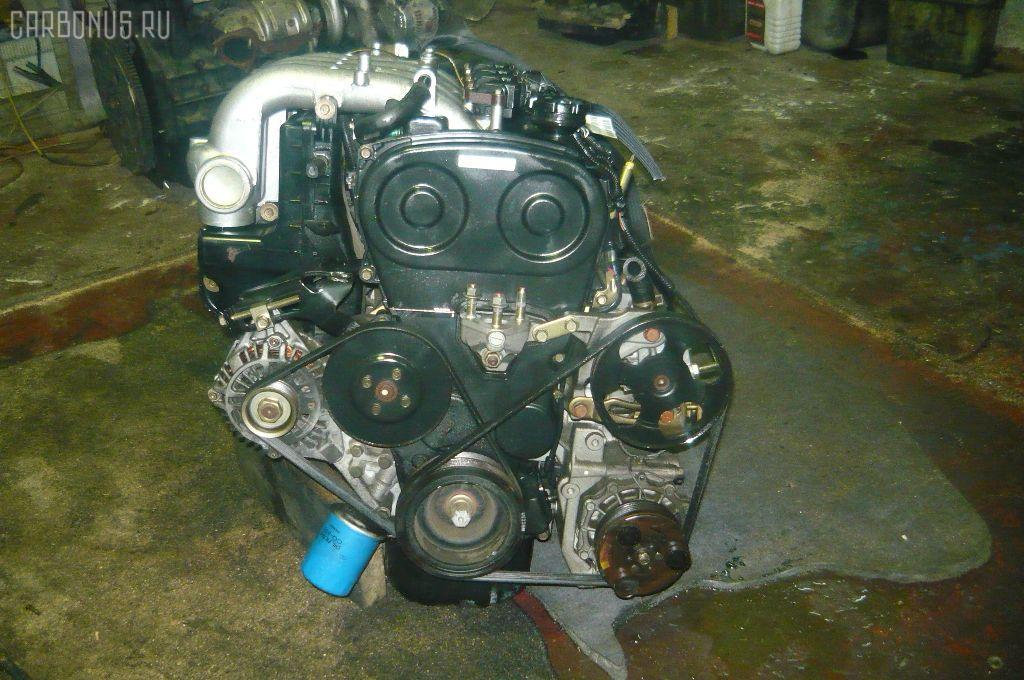 Двигатель MITSUBISHI LANCER CEDIA CS2A 4G15. Фото 9
