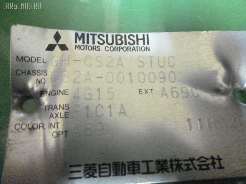Радиатор печки MITSUBISHI LANCER CEDIA CS2A 4G15 Фото 2