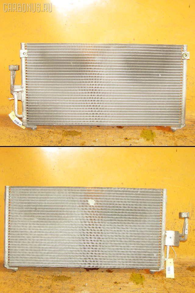 Радиатор кондиционера MITSUBISHI LEGNUM EC5W 6A13-TT Фото 1
