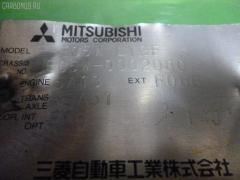 Радиатор кондиционера MITSUBISHI LEGNUM EC5W 6A13-TT Фото 2