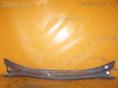 Решетка под лобовое стекло Mitsubishi Legnum EC5W Фото 1