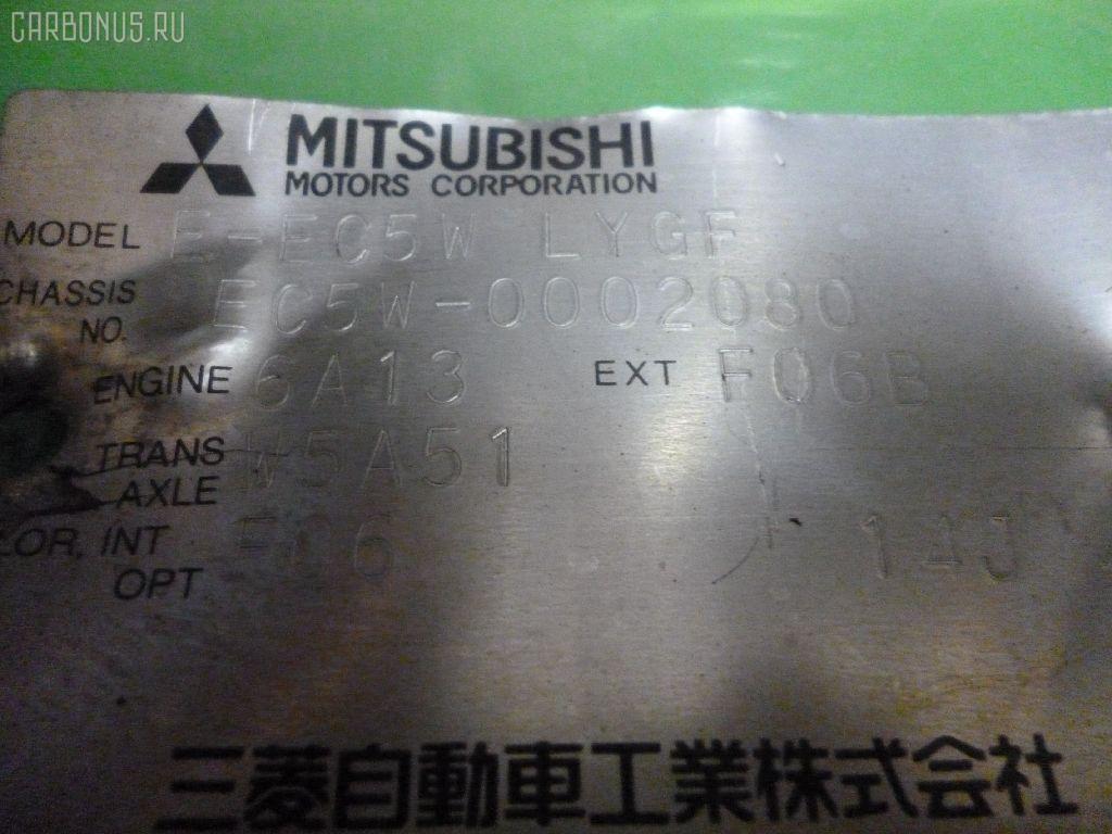 Привод MITSUBISHI LEGNUM EC5W 6A13-TT Фото 2