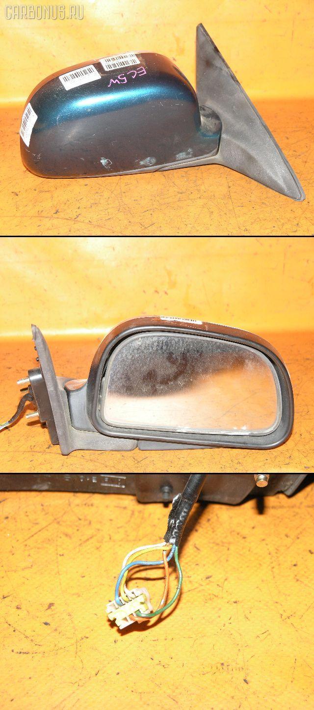 Зеркало двери боковой MITSUBISHI LEGNUM EC5W. Фото 1