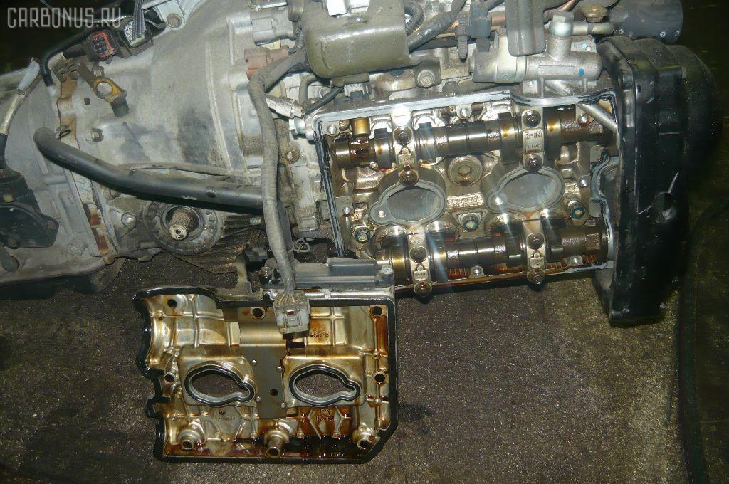 Двигатель SUBARU LEGACY LANCASTER BH9 EJ25. Фото 9