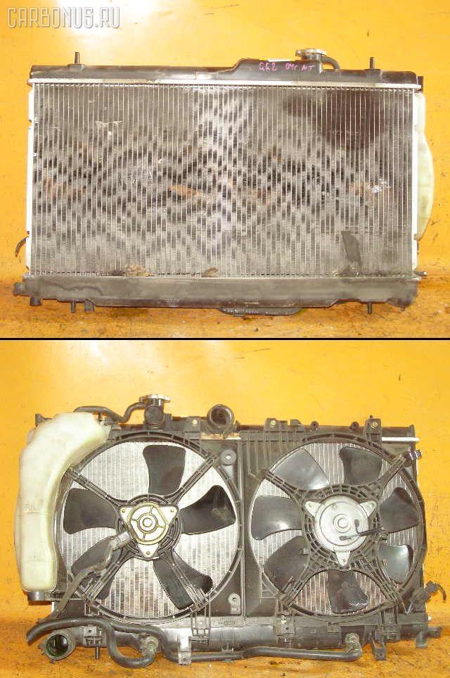 Радиатор ДВС SUBARU IMPREZA WAGON GG2 EJ15. Фото 8