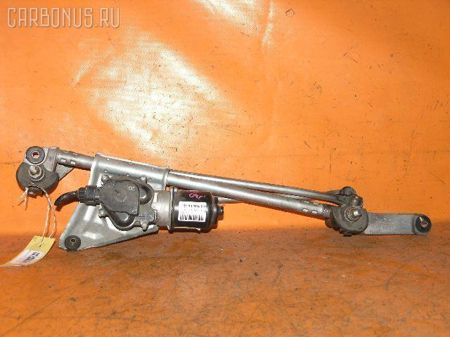 Мотор привода дворников SUBARU IMPREZA WAGON GG2. Фото 1