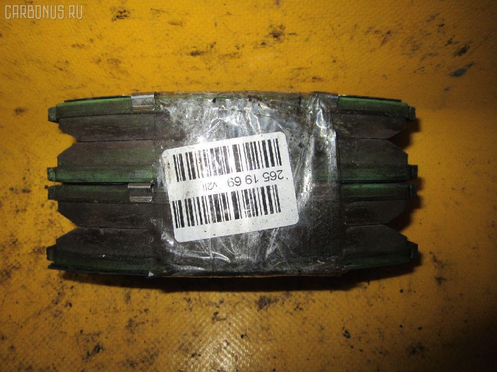 Тормозные колодки MAZDA BONGO FRIENDEE SG5W J5-D. Фото 7