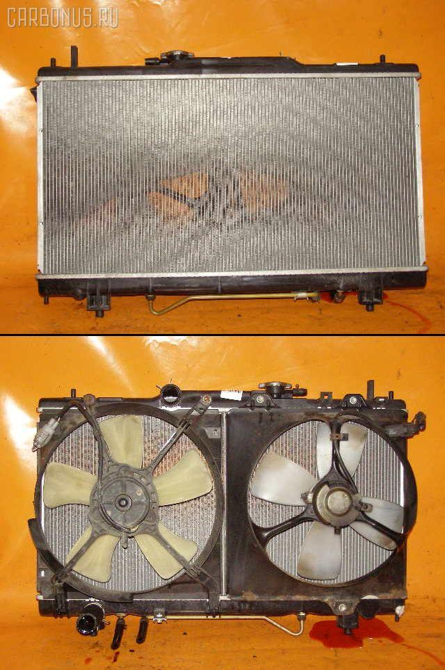 Радиатор ДВС TOYOTA CALDINA ET196V 5E-FE. Фото 9