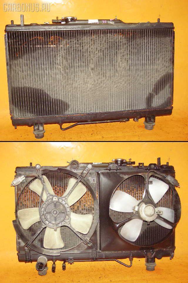 Радиатор ДВС TOYOTA CALDINA ET196V 5E-FE. Фото 10