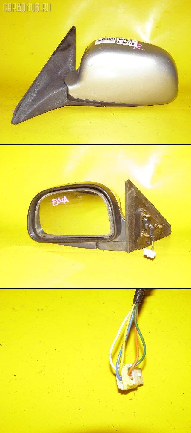 Зеркало двери боковой MITSUBISHI GALANT EA1A. Фото 2