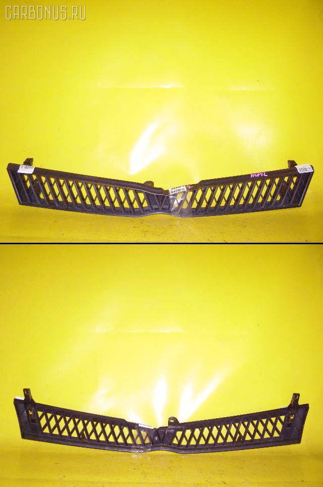 Решетка радиатора TOYOTA PLATZ NCP12. Фото 5