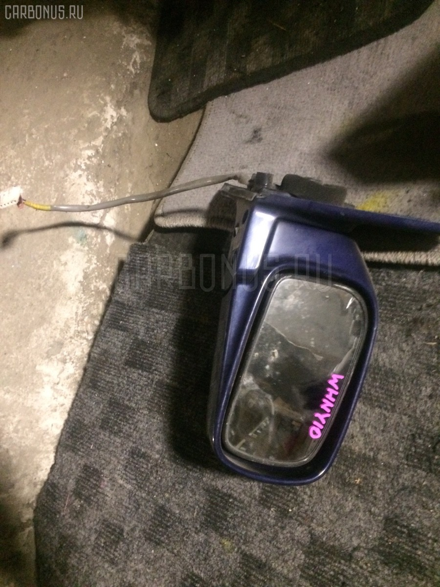 Зеркало двери боковой Nissan Wingroad WHNY10 Фото 1