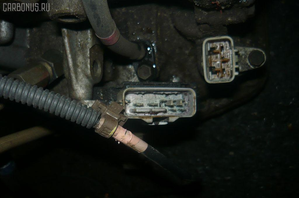 КПП автоматическая TOYOTA CALDINA AT211G 7A-FE. Фото 3