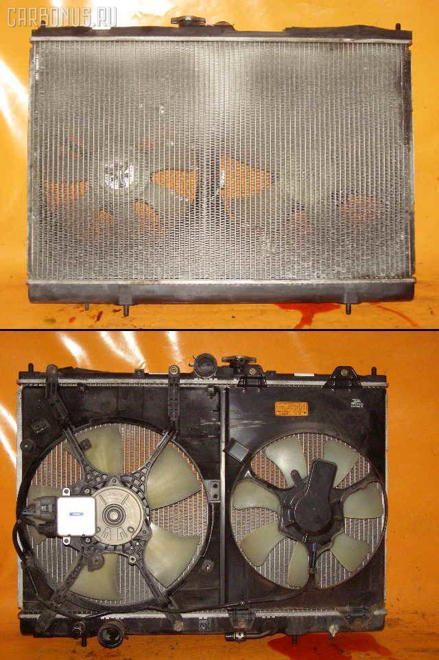 Радиатор ДВС MITSUBISHI CHARIOT GRANDIS N94W 4G64. Фото 6