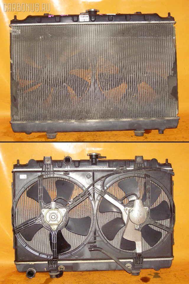 Радиатор ДВС NISSAN AVENIR W11 QG18DE. Фото 5