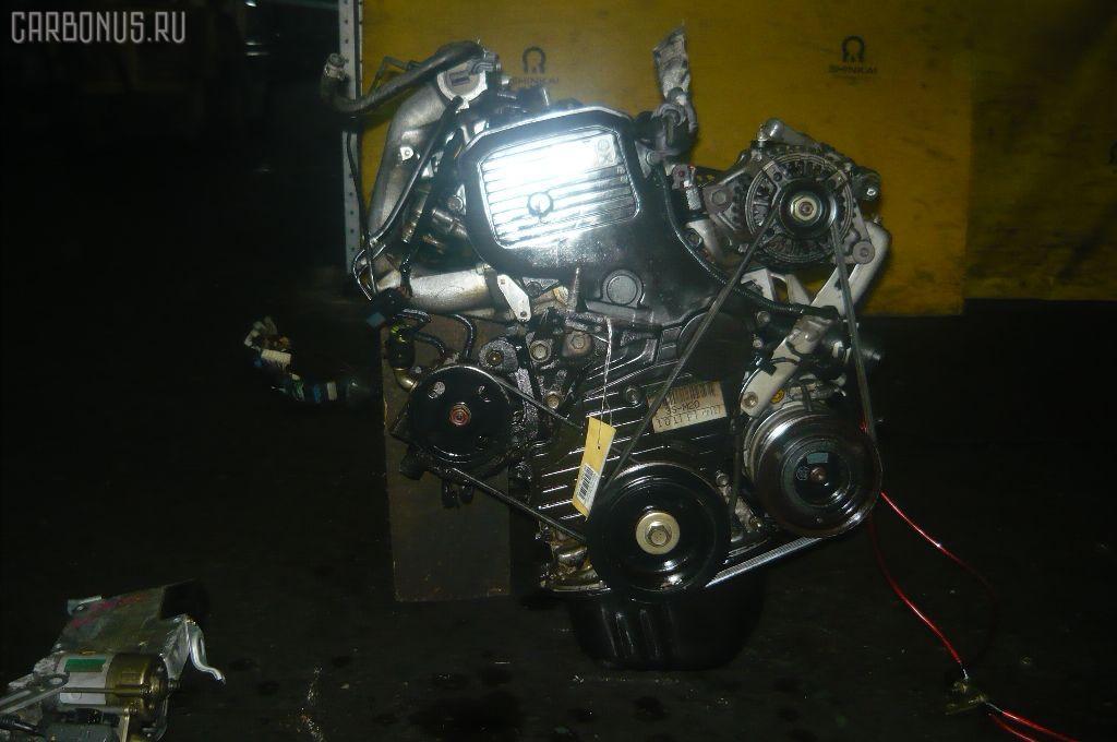 Двигатель TOYOTA IPSUM SXM10G 3S-FE. Фото 8