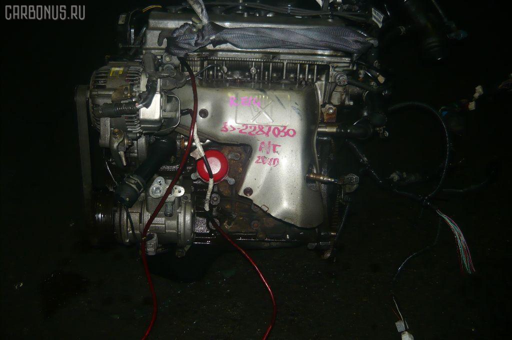 Двигатель TOYOTA IPSUM SXM10G 3S-FE. Фото 11