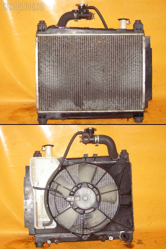 Радиатор ДВС TOYOTA PROBOX NCP50V