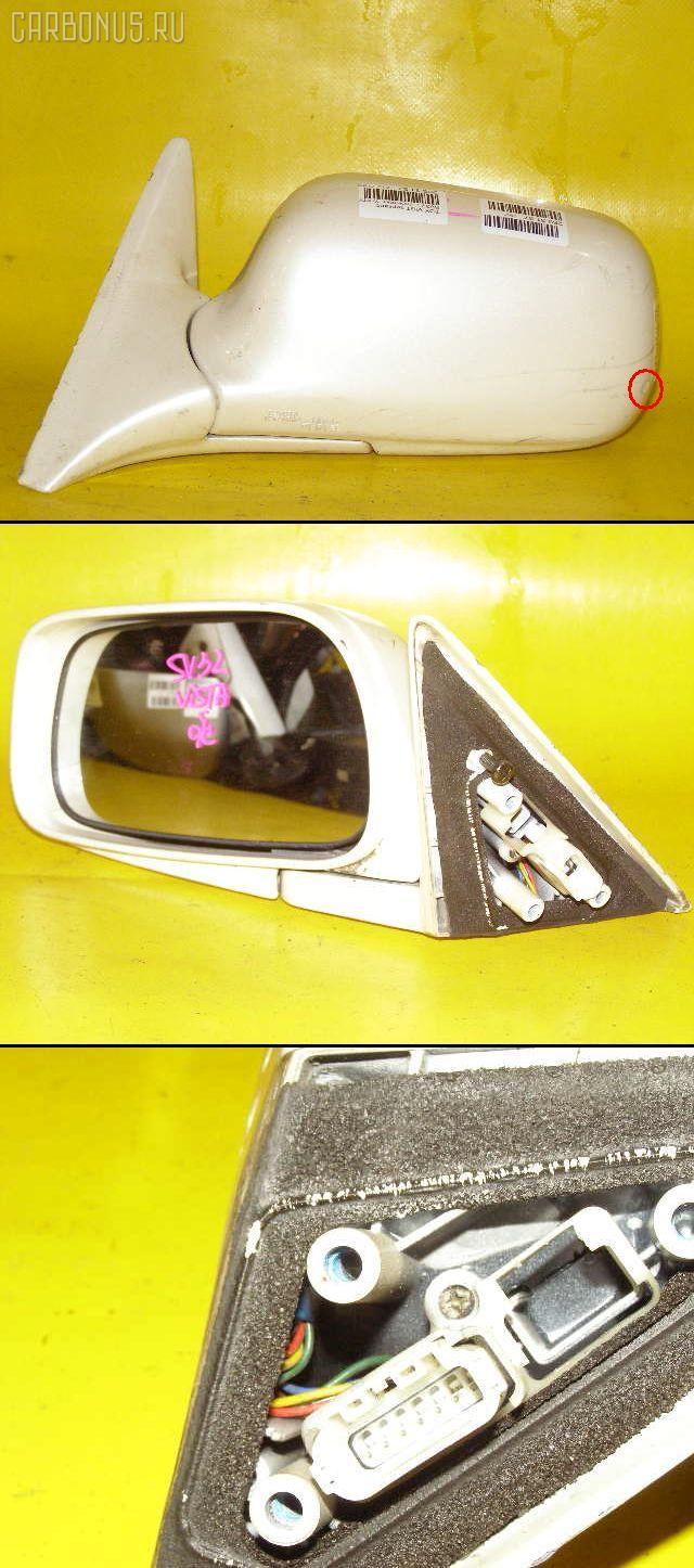 Зеркало двери боковой TOYOTA VISTA SV32. Фото 1