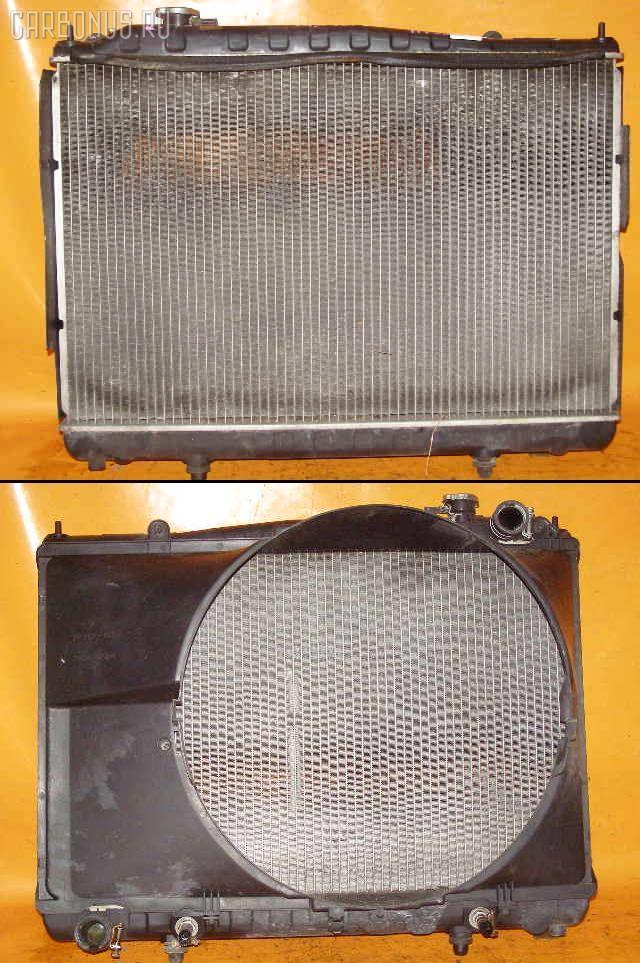 Радиатор ДВС NISSAN CEDRIC HY33 VQ30DET. Фото 3