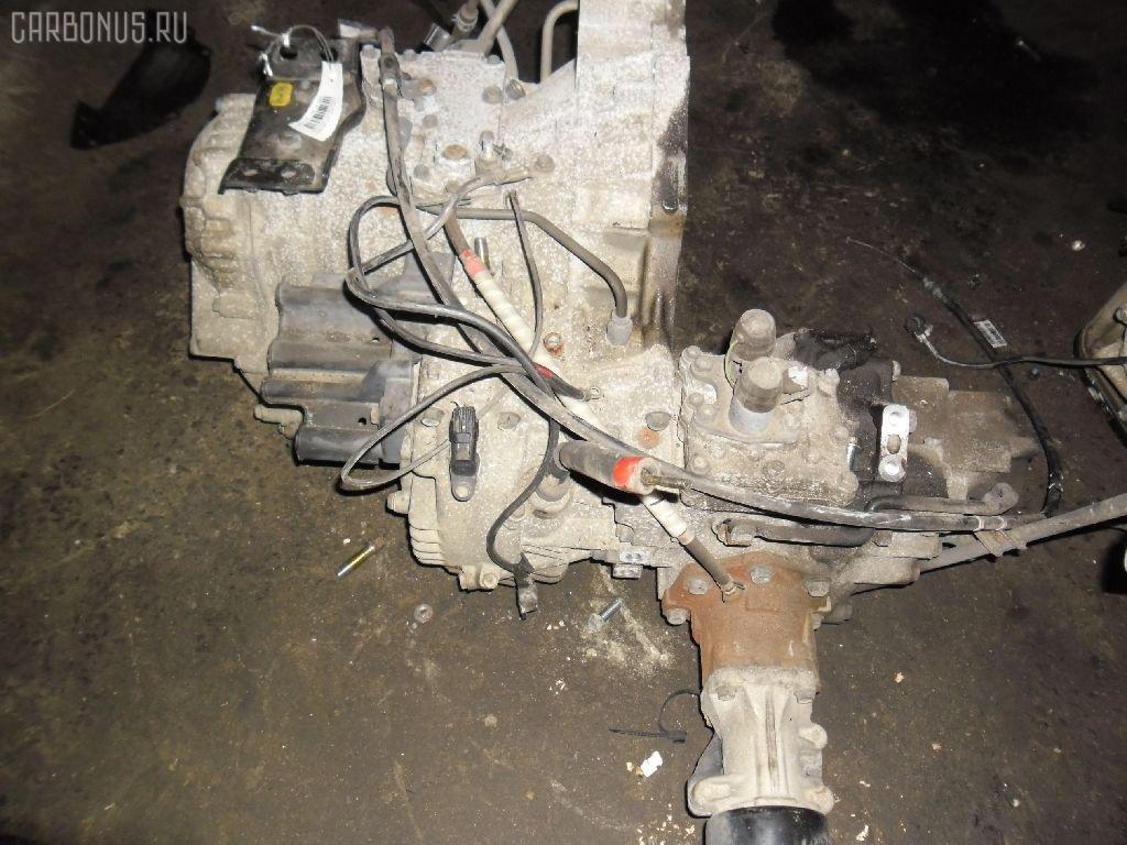 КПП автоматическая TOYOTA VISTA SV35 3S-FE. Фото 2