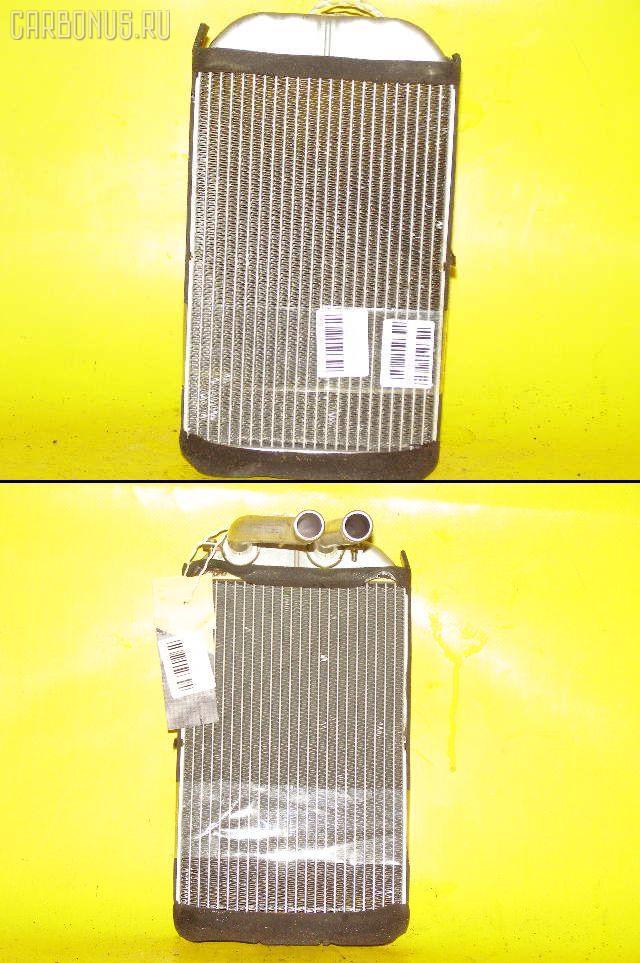 Радиатор печки TOYOTA SPRINTER AE114 4A-FE. Фото 1