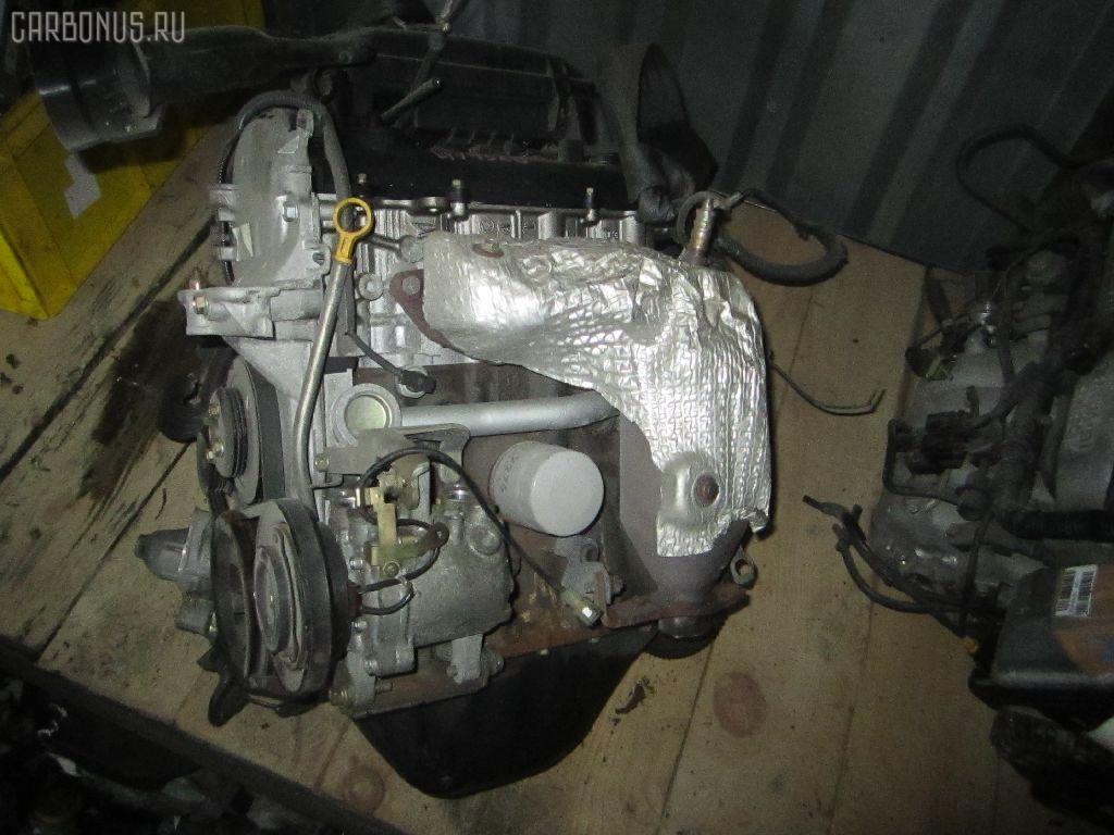 Двигатель DAIHATSU MIRA L260S EF-SE. Фото 2