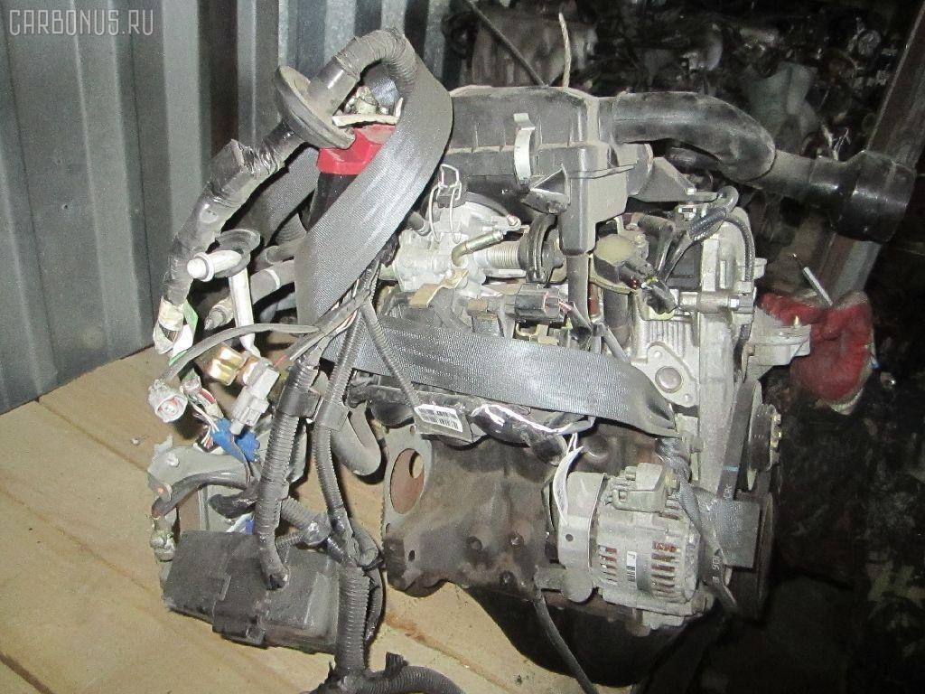 Двигатель DAIHATSU MIRA L260S EF-SE. Фото 3