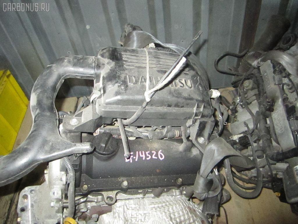 Двигатель DAIHATSU MIRA L260S EF-SE. Фото 5