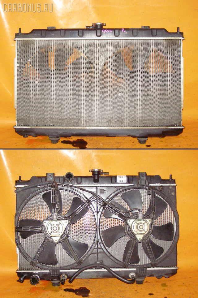 Радиатор ДВС NISSAN BLUEBIRD SYLPHY QG10 QG18DE. Фото 7