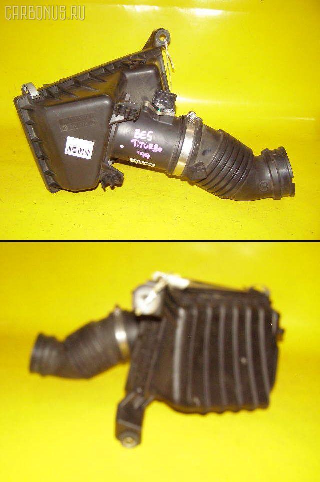 Корпус воздушного фильтра SUBARU LEGACY B4 BE5 EJ20-TT. Фото 3