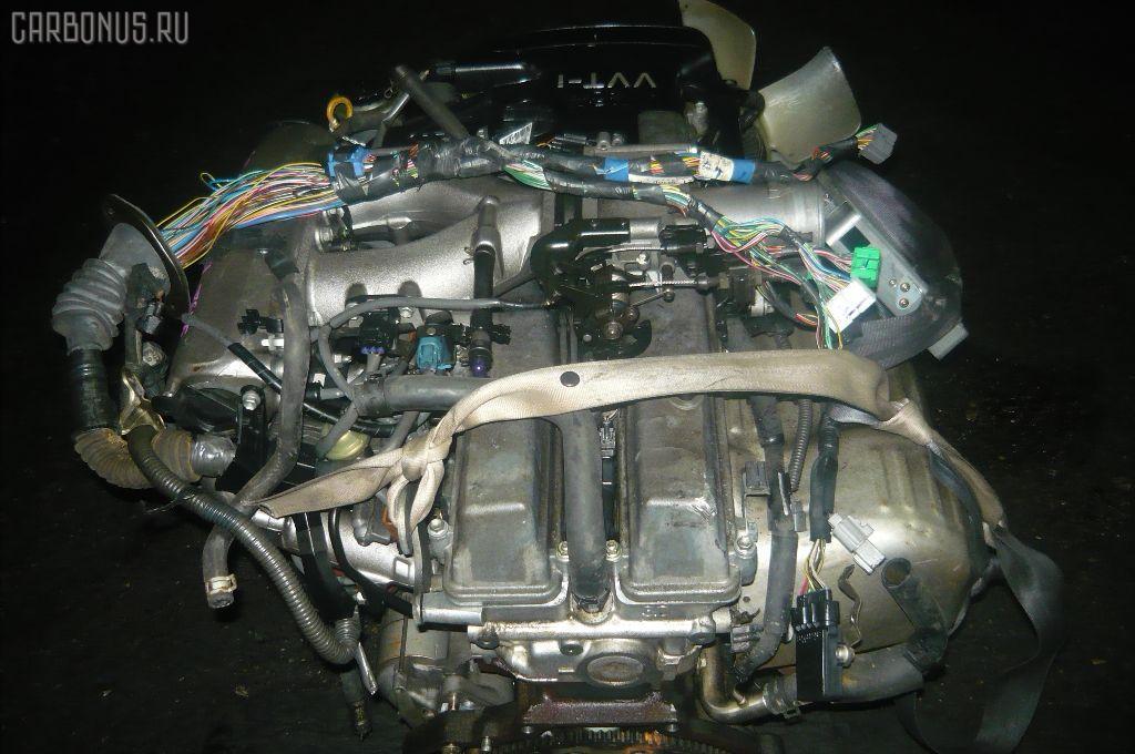 Двигатель TOYOTA MARK II JZX101 2JZ-GE. Фото 6