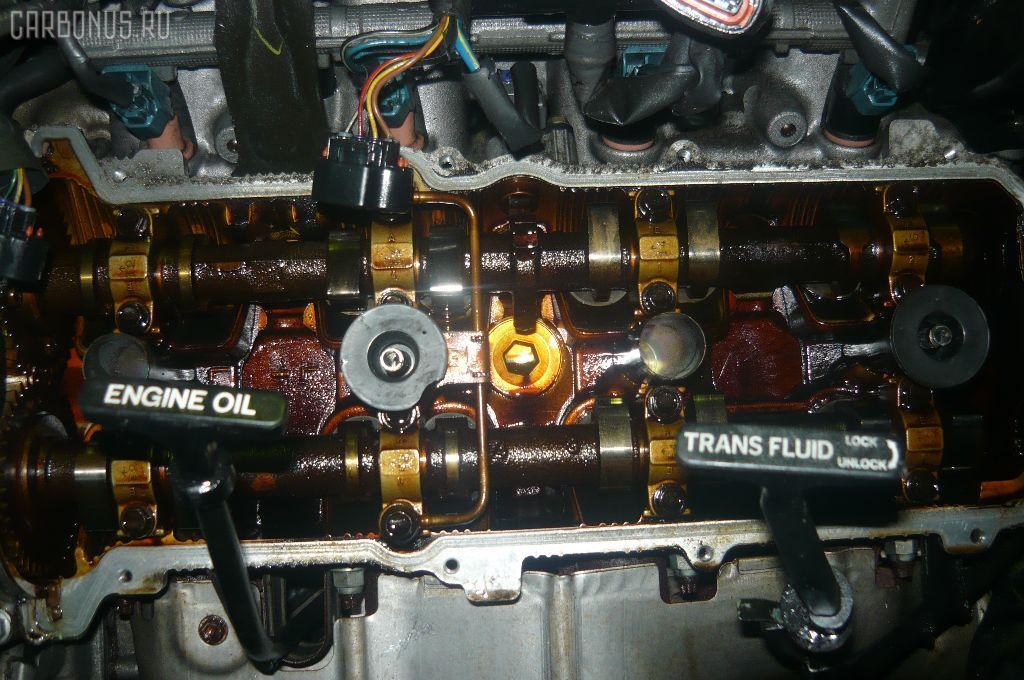 Двигатель TOYOTA CROWN MAJESTA UZS151 1UZ-FE. Фото 1