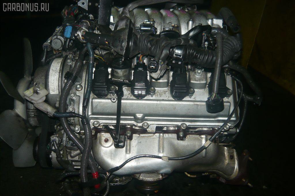 Двигатель TOYOTA CROWN MAJESTA UZS151 1UZ-FE. Фото 4