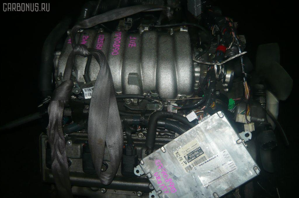 Двигатель TOYOTA CROWN MAJESTA UZS151 1UZ-FE. Фото 6
