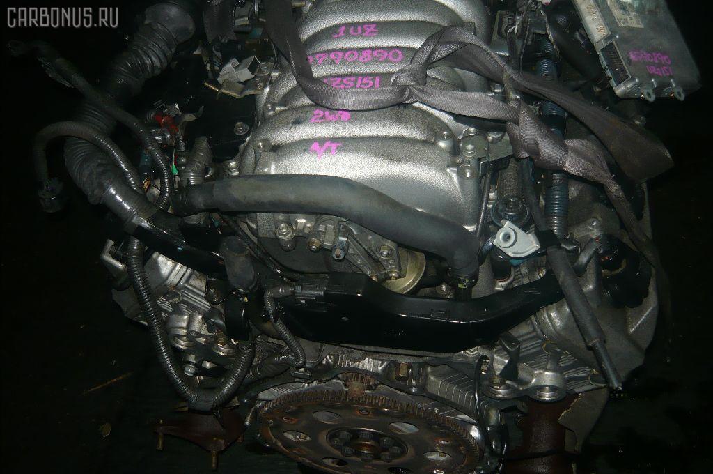 Двигатель TOYOTA CROWN MAJESTA UZS151 1UZ-FE. Фото 7
