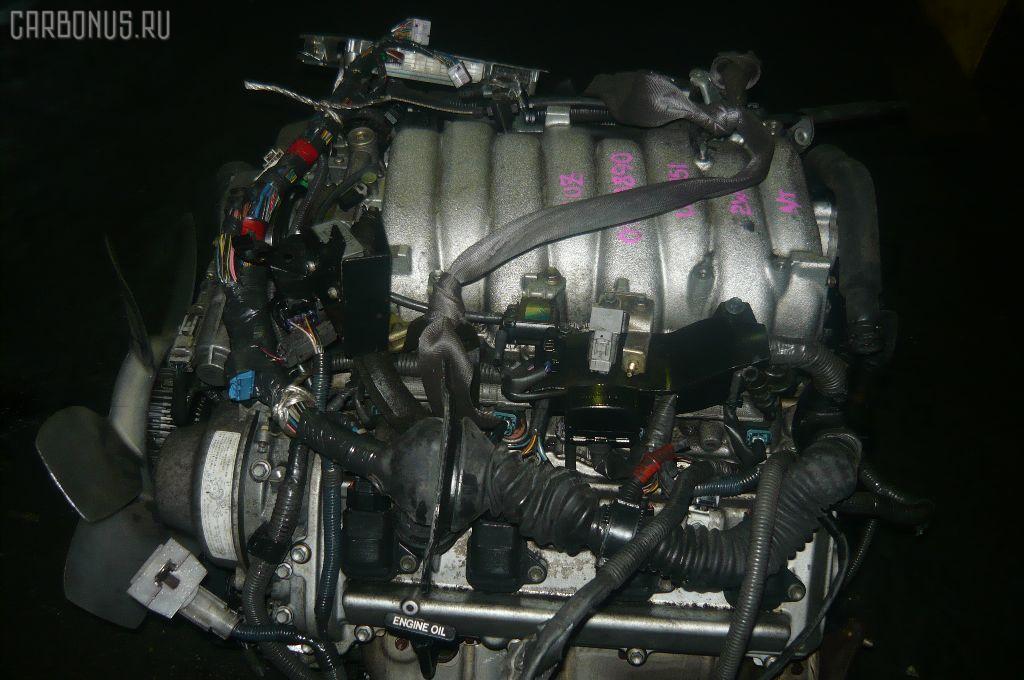 Двигатель TOYOTA CROWN MAJESTA UZS151 1UZ-FE. Фото 8