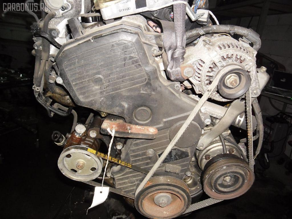 Двигатель TOYOTA VISTA SV43 3S-FE. Фото 7