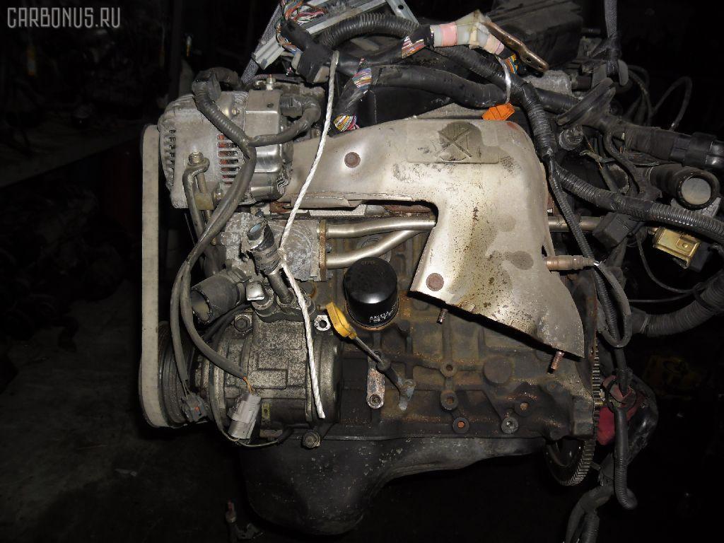 Двигатель TOYOTA VISTA SV35 3S-FE. Фото 8