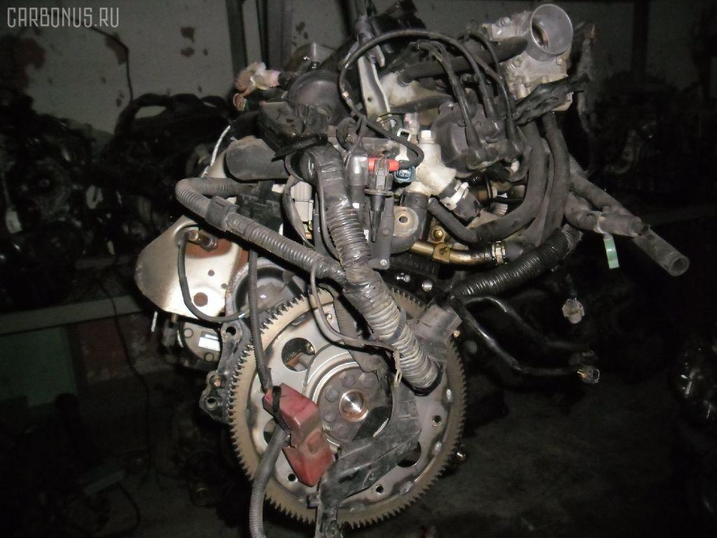 Двигатель TOYOTA VISTA SV43 3S-FE. Фото 9