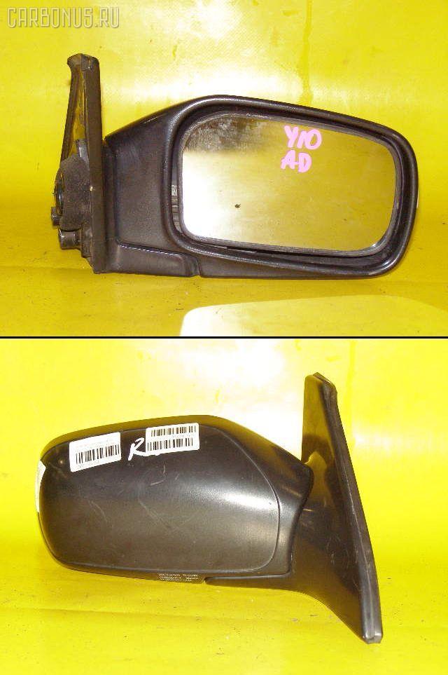 Зеркало двери боковой NISSAN AD VAN VFY10. Фото 2