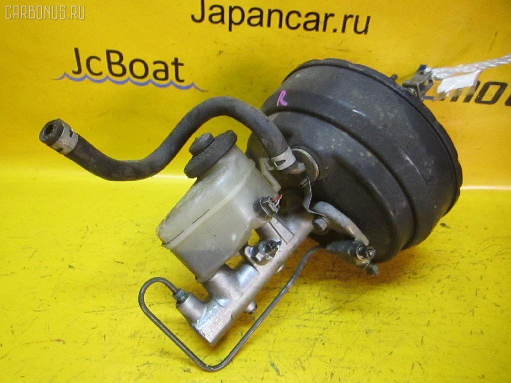 Главный тормозной цилиндр TOYOTA SV43 3S-FE. Фото 1