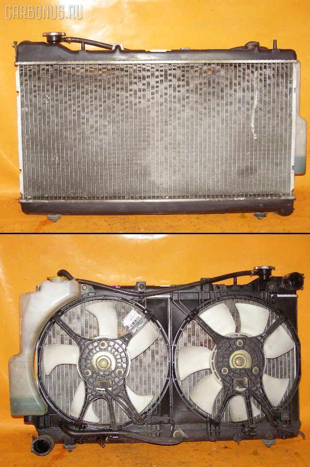 Радиатор ДВС SUBARU IMPREZA WAGON GF2 EJ15. Фото 3