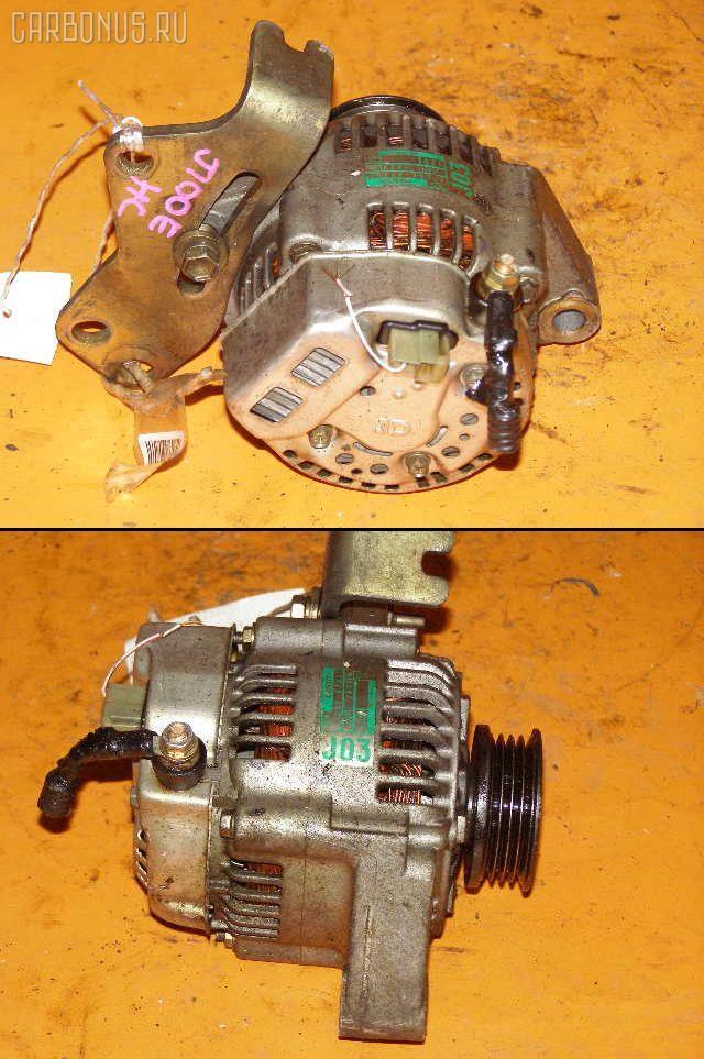 Генератор TOYOTA CAMI J100E HC-EJ. Фото 2