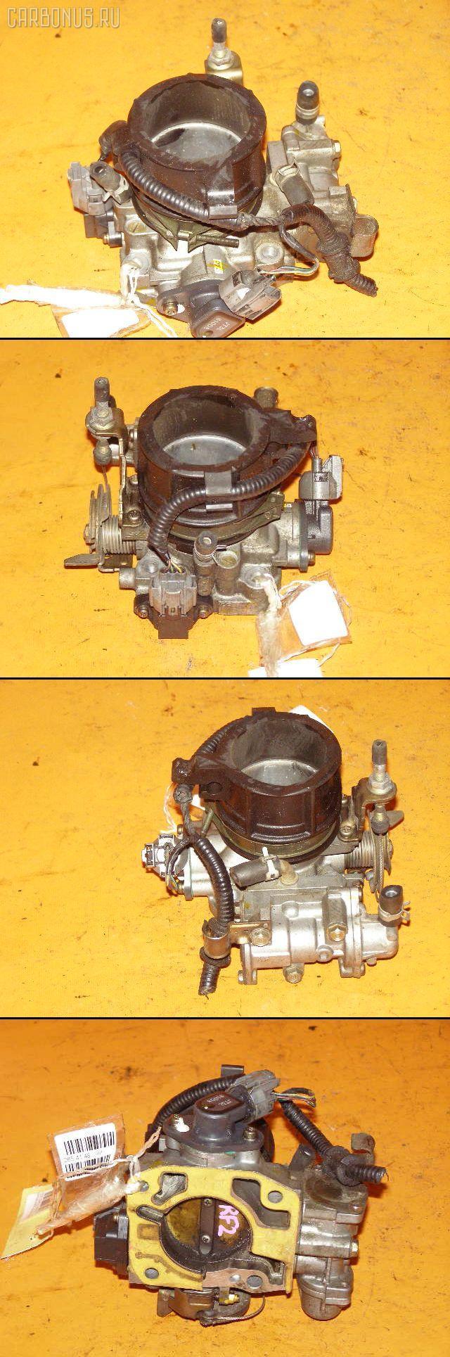 Дроссельная заслонка HONDA STEPWGN RF2 B20B. Фото 4